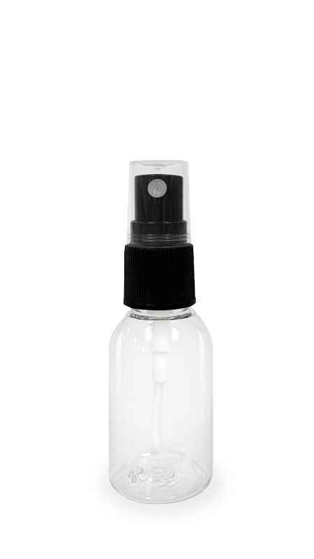 PET-Seria de dezinfectare a mâinilor (18-415-30-Limitată) - Flacon de 30 ml PET Mist Sprayer