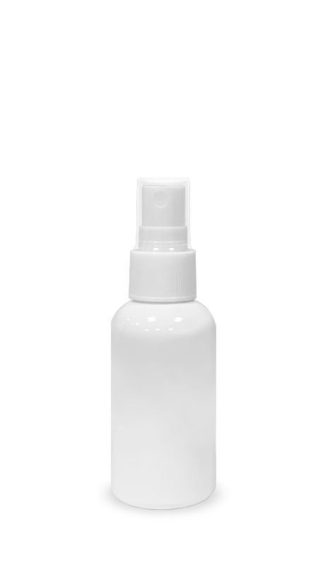 Seria PET-Sanitizer pentru mâini (20-410-60) - Flacon PET Mist Sprayer de 60 ml