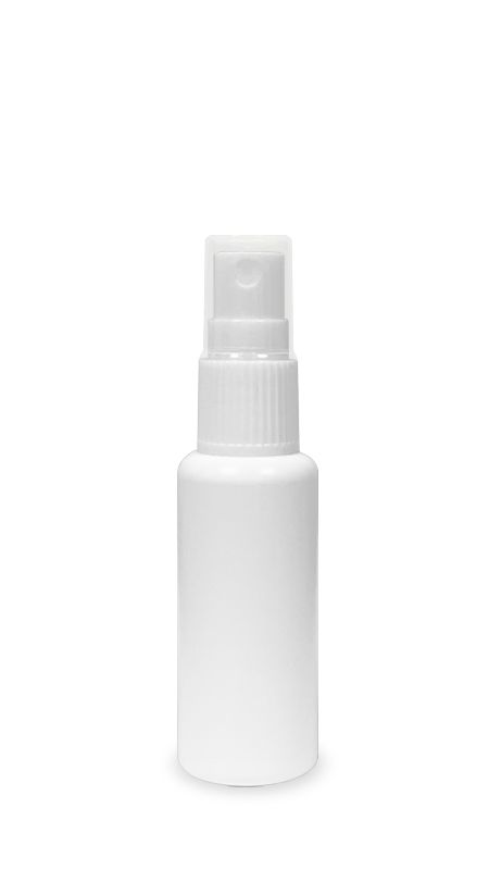 Seria PET-Sanitizer pentru mâini (HDPE-S-31) - Flacon de 30 ml HDPE Mist Sprayer