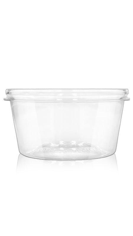 Cupa PET-Altele-Iaurt (YC-1 / YC-2 / YC-3 / YC-4) - Pahar de iaurt transparent