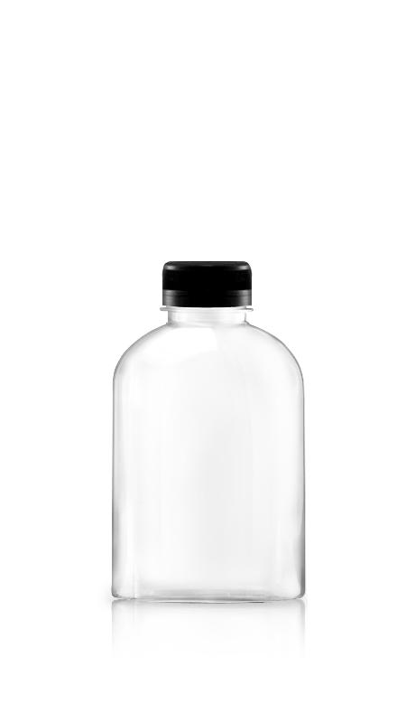 Sticle PET seria 38mm (86-500) - Flacon PET de 500 ml pentru ambalarea băuturilor reci cu certificare FSSC, HACCP, ISO22000, IMS, BV