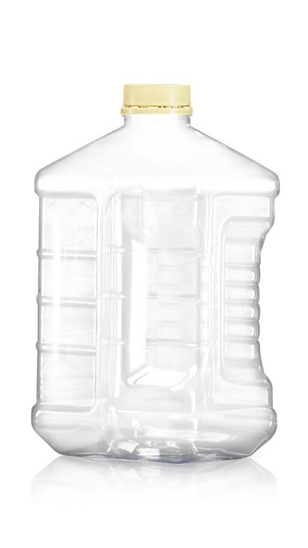 其他 PET 瓶 (W2500) - Pet-Plastic-Bottles-Rectangle-W2500