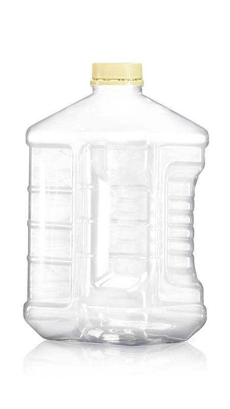 Altre bottiglie in PET (W2500) - Pet-Plastic-Bottles-Rectangle-W2500