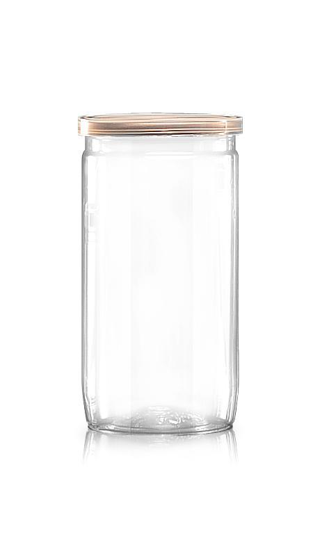 PET 鋁質/塑膠易開罐系列 (209-360) - Pet-Plastic-Bottles-Round-209-360