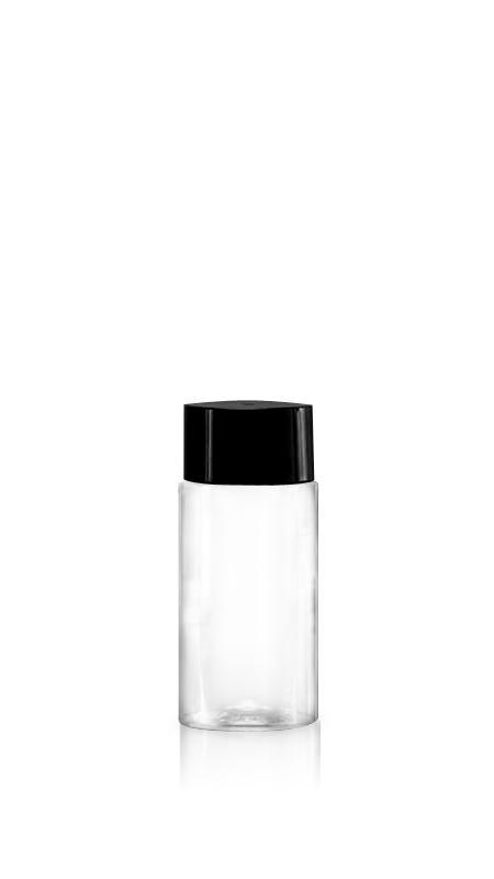 Sticle PET din seria 38mm (38-200) - Flacon PET de 210 ml pentru ambalarea băuturilor reci cu certificare FSSC, HACCP, ISO22000, IMS, BV