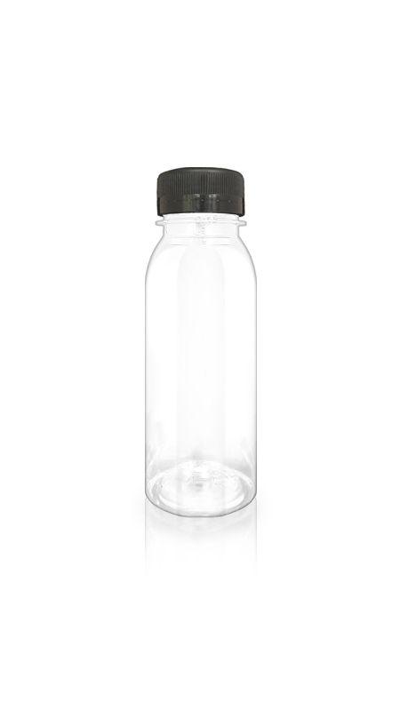 Sticle PET din seria 38mm (38-260) - Flacon PET de 250 ml pentru ambalarea băuturilor reci cu certificare FSSC, HACCP, ISO22000, IMS, BV
