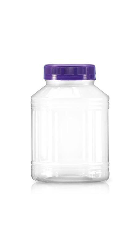 PET 63mm Series Wide Mouth Jar (B900)