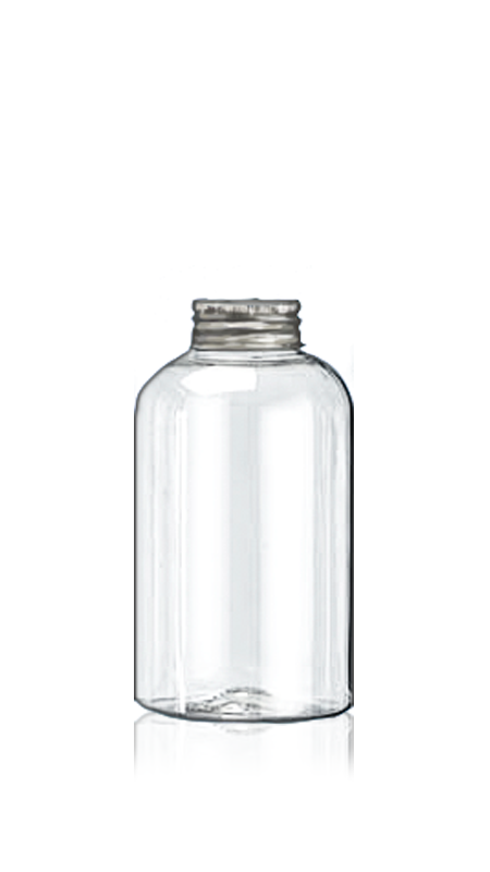 PET 32mm Round Series Bottles (32-63-300) - PET-32mm-Round-Series-Bottles-32-63-300