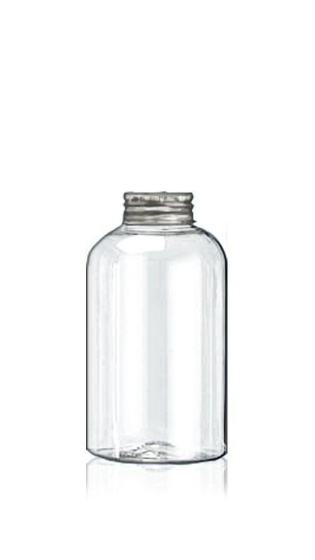 PET 32-mm-Rundflaschen (32-63-300) - 325 ml runde PET-Flasche für kühle Teeverpackungen mit Zertifizierung FSSC, HACCP, ISO22000, IMS, BV