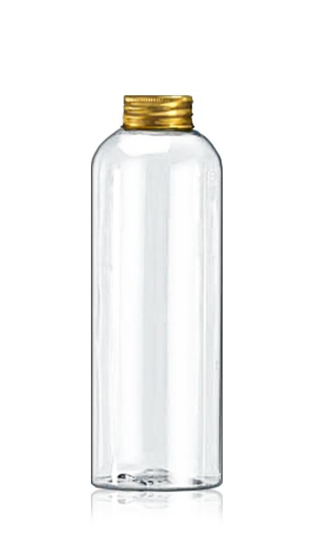 PET 32-mm-Rundflaschen (32-63-500) - 525 ml runde PET-Flasche für kühle Teeverpackungen mit Zertifizierung FSSC, HACCP, ISO22000, IMS, BV