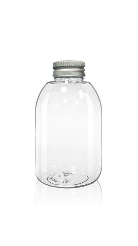 32mm PET 瓶 系列 (32-70-330) - Pet-Plastic-Bottles-Round-Bottle-32-70-330