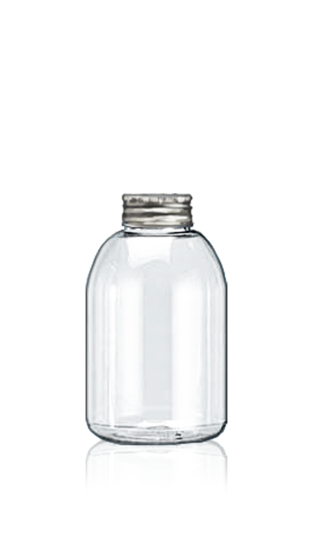 PET 32mm Round Series Bottles (32-70-330) - PET-32mm-Round-Series-Bottles-32-70-330
