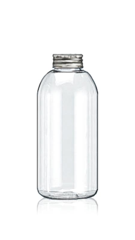 PET 32-mm-Rundflaschen (32-70-500) - 426 ml runde PET-Flasche für kühle Teeverpackungen mit Zertifizierung FSSC, HACCP, ISO22000, IMS, BV