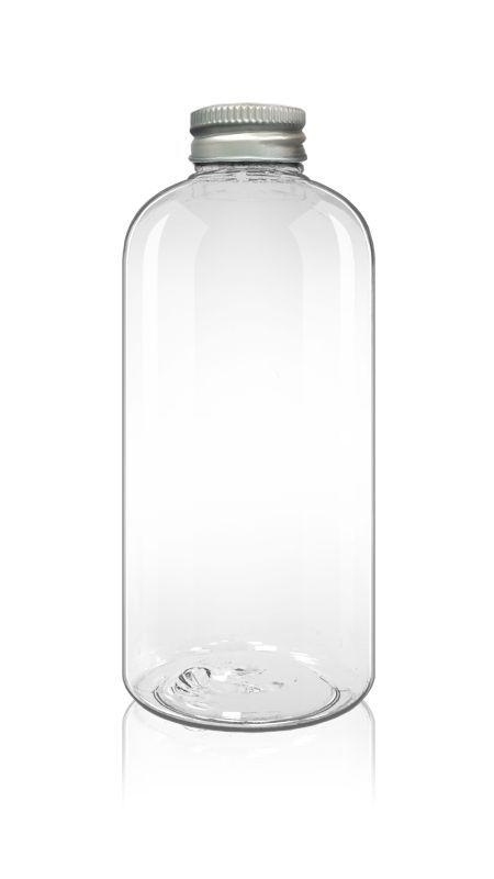 32mm PET 瓶 系列 (32-75-600) - Pet-Plastic-Bottles-Round-Bottle-32-75-600