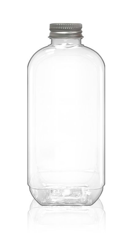 PET 32mm Round Series Bottles (32-77-500) - Pet-Plastic-Bottles-Round-Bottle-32-77-500