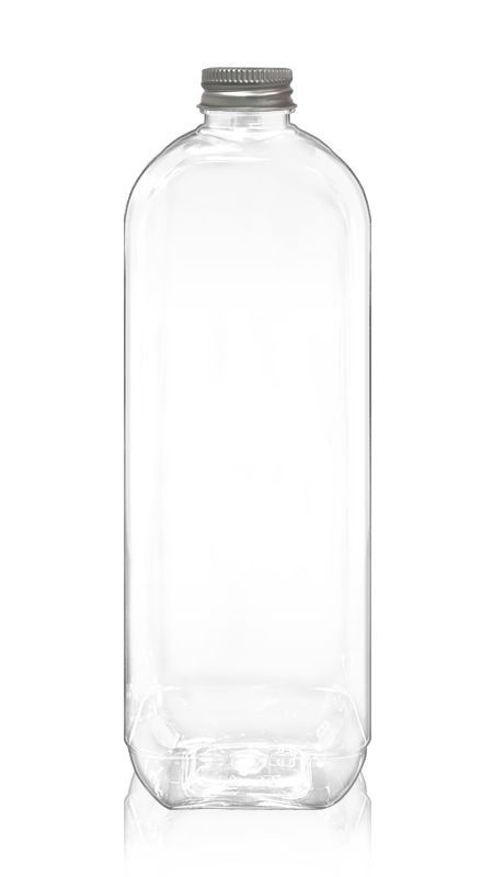 Bottiglie PET serie tonda 32mm (32-77-700) - Pet-plastica-bottiglie-Round-Bottle-32-77-700