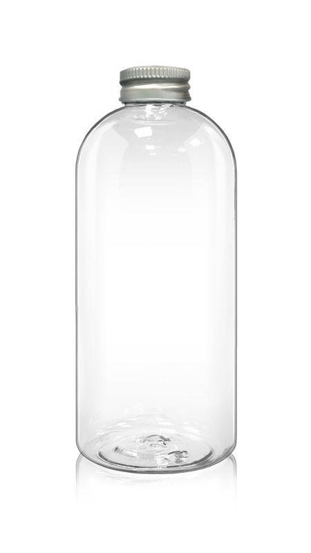 Bottiglie PET serie tonda 32mm (32-79-700) - Pet-plastica-bottiglie-Round-Bottle-32-79-700