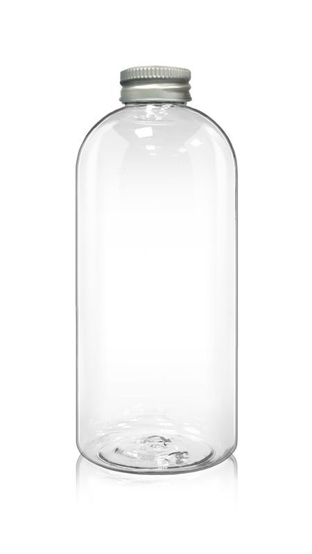 PET 32mm Round Series Bottles (32-79-700) - Pet-Plastic-Bottles-Round-Bottle-32-79-700