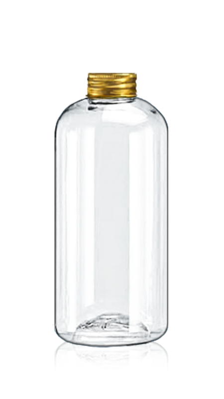 Sticle PET din seria rotundă de 32 mm (32-79-700) - Flacon rotund din PET de 744 ml pentru ambalaj rece de ceai cu certificare FSSC, HACCP, ISO22000, IMS, BV