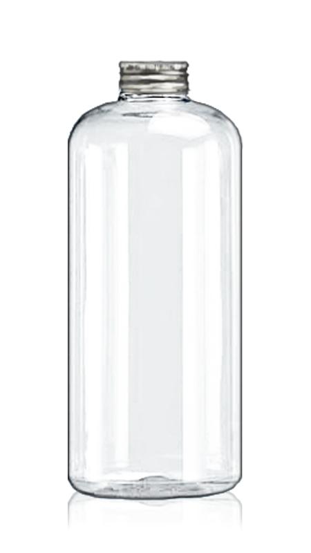 PET 32-mm-Rundflaschen (32-86-1000) - 1066 ml runde PET-Flasche für kühle Teeverpackungen mit Zertifizierung FSSC, HACCP, ISO22000, IMS, BV
