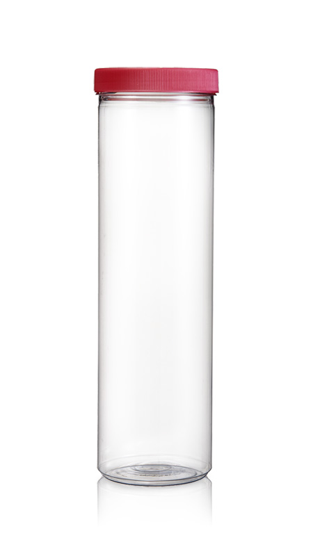 PET 89mm Series Wide Mouth Jar (D1757)