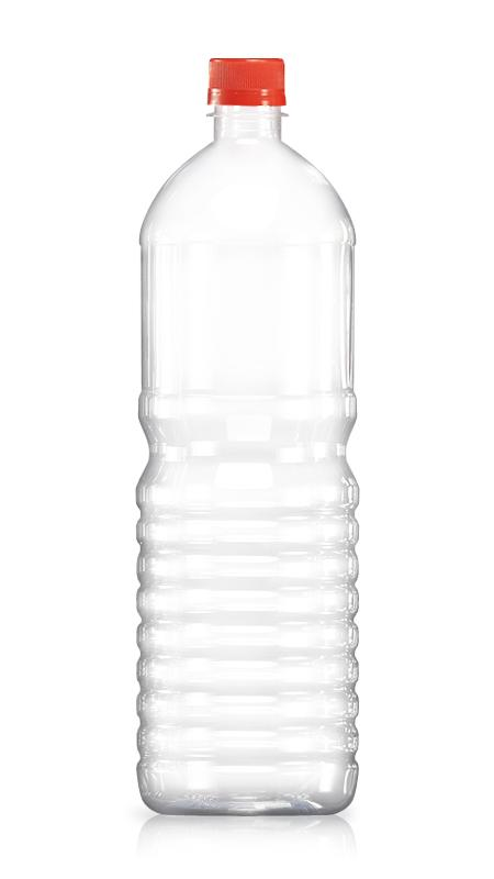Botol PET 28mm Series (W1500) - Botol-Plastik-Pet-Bulat-W1500
