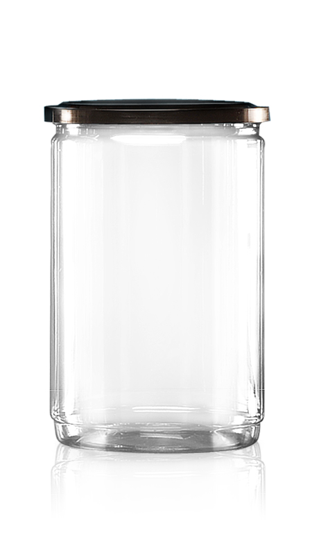 PET 鋁質/塑膠易開罐系列 (W401-1060) - Pet-Plastic-Bottles-Round-W401-1060