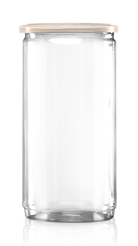 PET 鋁質/塑膠易開罐系列 (W401-1520) - Pet-Plastic-Bottles-Round-W401-1520