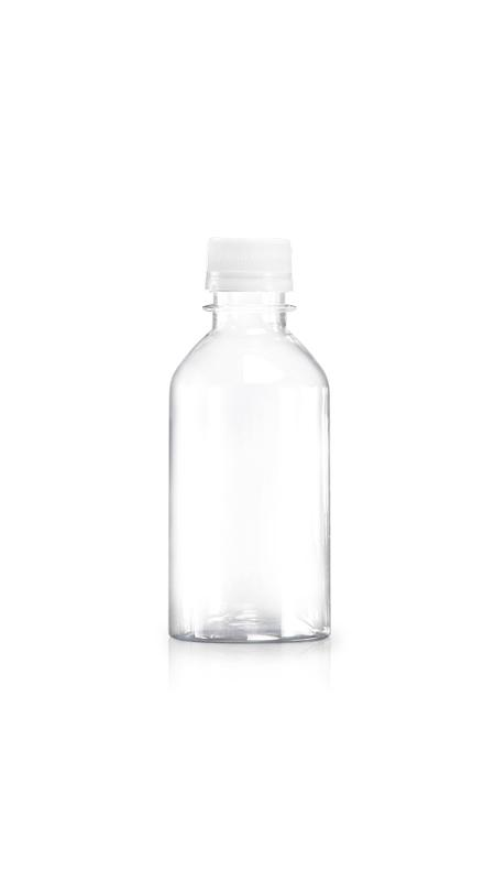 PET 28mm Series Bottles (W260) - Pet-Plastic-Bottles-Taper-Cone-W260