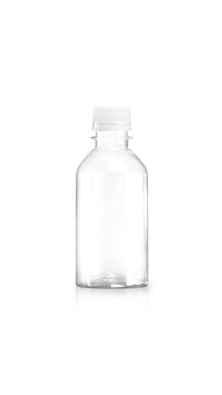 PET-Flaschen der 28-mm-Serie (W260) - 260 ml PET-Reinwasserflasche mit Zertifizierung FSSC, HACCP, ISO22000, IMS, BV