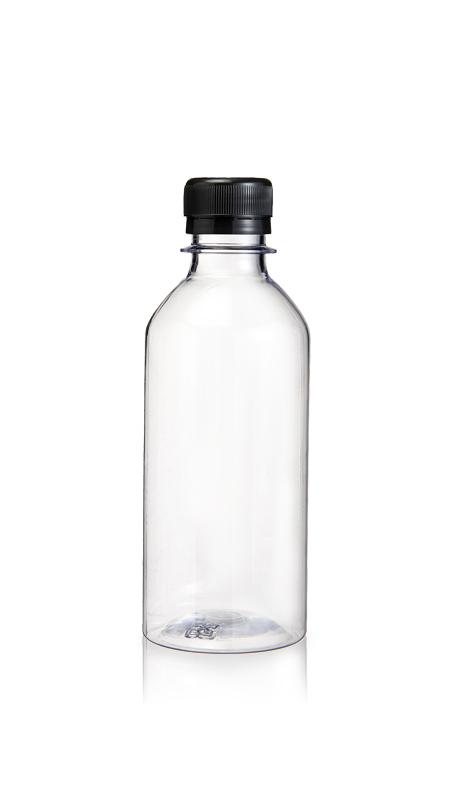 PET-Flaschen der 28-mm-Serie (W280) - 280 ml reine PET-Wasserflasche mit Zertifizierung FSSC, HACCP, ISO22000, IMS, BV