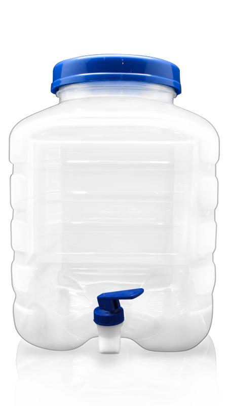 Andere PET-Flaschen (W10000F) - Haustier-Kunststoff-Flaschen-W10000F