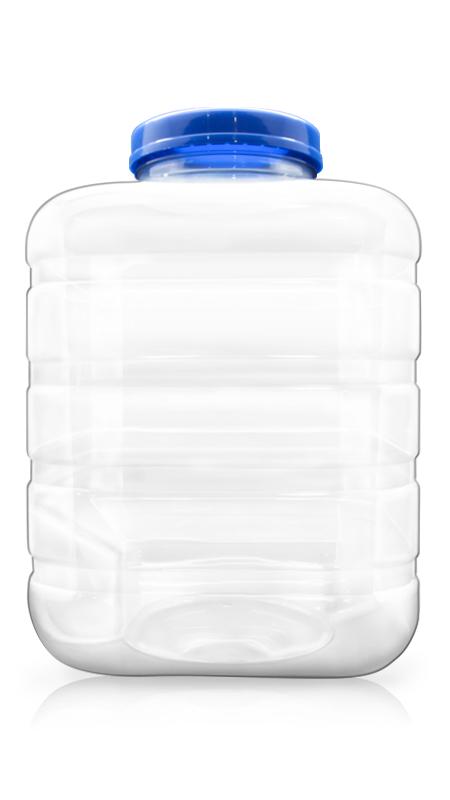 Andere PET-Flaschen (W20000) - Haustier-Kunststoff-Flaschen-W20000