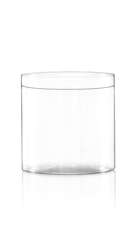 Containerul PET din seria S S13 - Borcan PET din seria S de 1100 ml