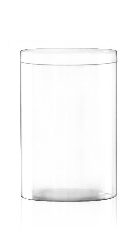 Recipientul PET din seria S S5 - Borcan PET 1650 ml seria S