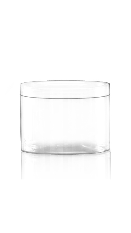 The S Series PET Container S15 - 750 ml S Series PET Jar