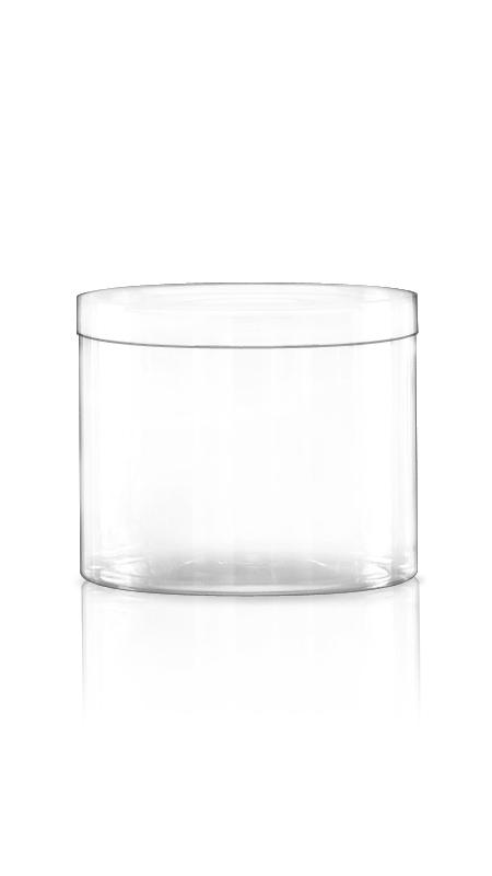Containerul PET din seria S S3 - Borcan PET 850 ml Seria S