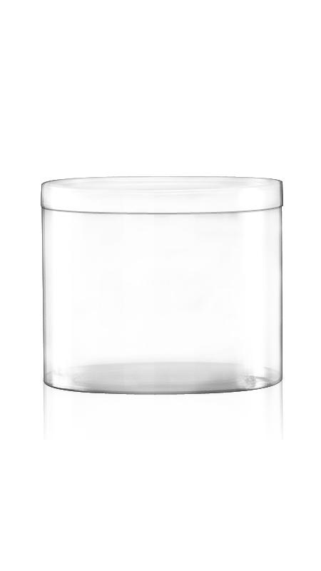Containerul PET din seria S S1 - Borcan PET de 1000 ml din seria S