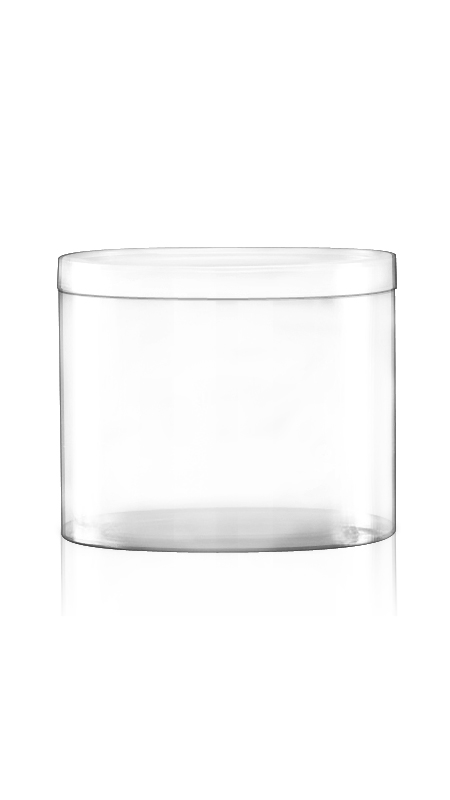 The S Series PET Container S1 - 1000 ml S Series PET Jar