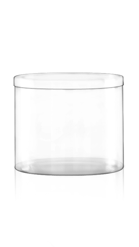 The S Series PET Container S4 - 1250 ml S Series PET Jar
