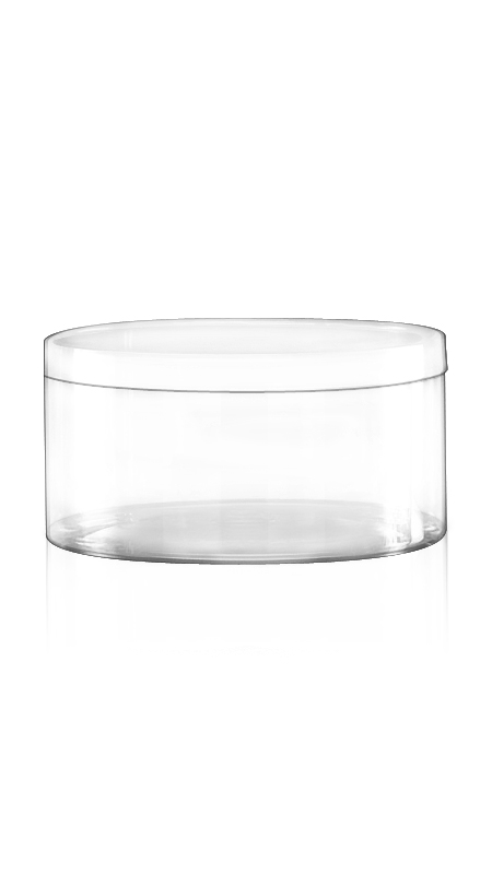 The S Series PET Container S10 - 800 ml S Series PET Jar