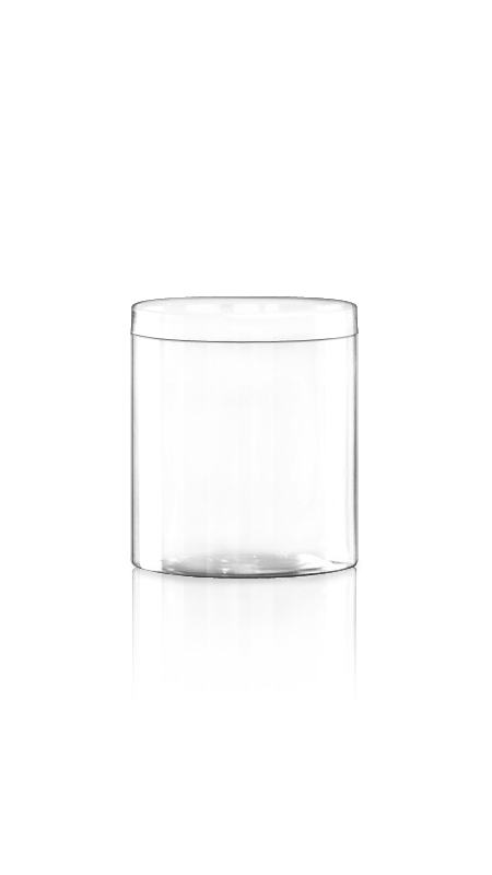 The S Series PET Container S2 - 910 ml S Series PET Jar
