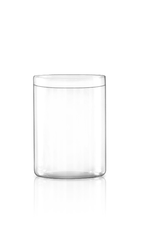 The S Series PET Container S8 - 630 ml S Series PET Jar