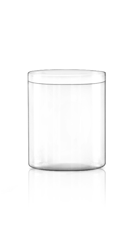 The S Series PET Container S7 - 750 ml S Series PET Jar