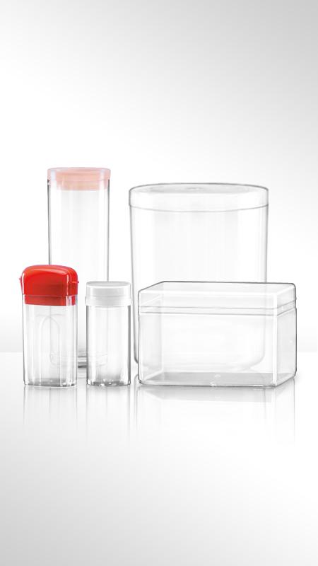 Y 系列 - PS 容器 - The Y series PS container