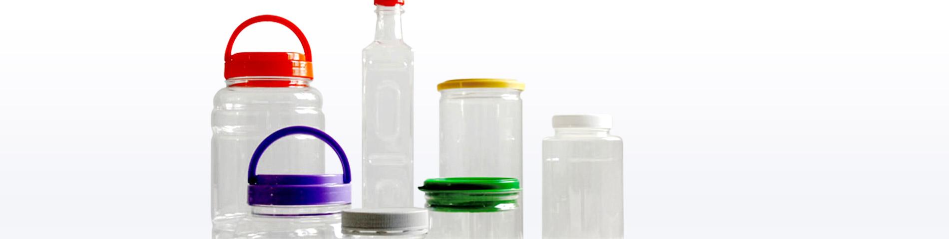 PET 塑膠廣口瓶