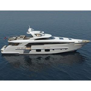 Monte Fino S 32M Custom Superyacht