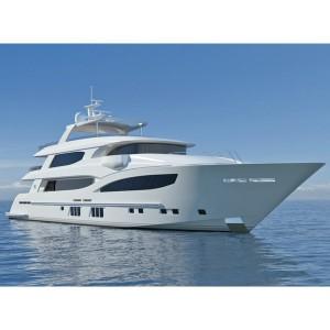 Monte Fino S 40M Custom Superyacht