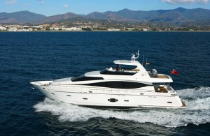 F-Class Yachts-F76 FLY