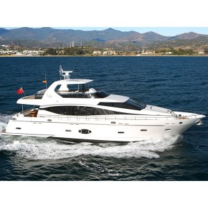 Monte Fino F76 Моторная яхта с флайбриджем